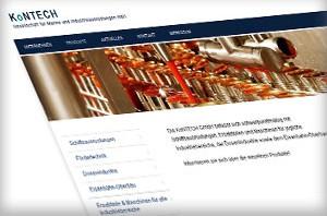 Kontech Marine Website